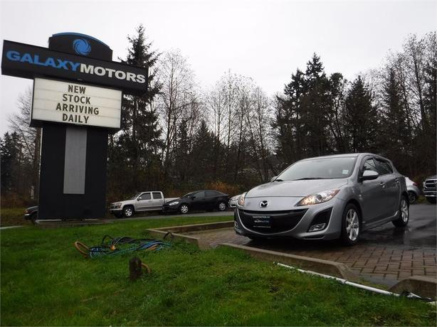 2010 Mazda Mazda3 GT - Power Moonroof, Alloy Wheels