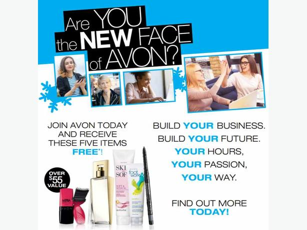Are you the New Face of Avon