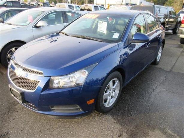 2013 Chevrolet Cruze LT Turbo/Auto/Air Conditioning