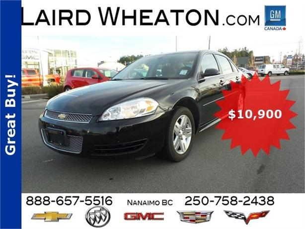 2013 Chevrolet Impala LT w/ Bluetooth