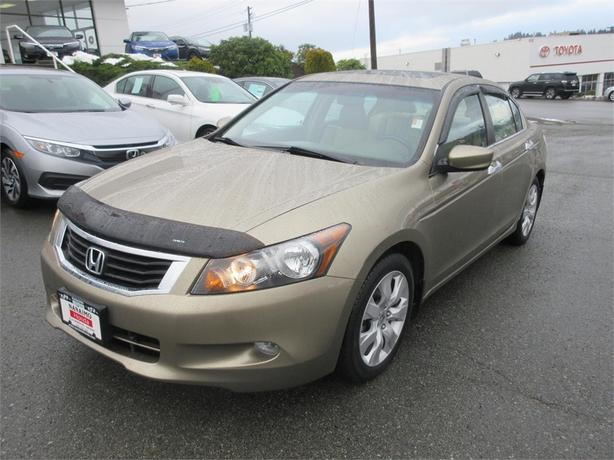 2008 honda accord v6 exl ex l outside cowichan valley cowichan mobile. Black Bedroom Furniture Sets. Home Design Ideas