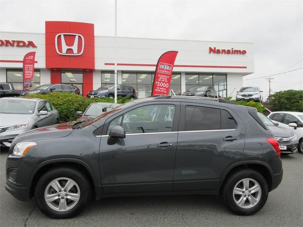2015 Chevrolet Trax LT One Owner!