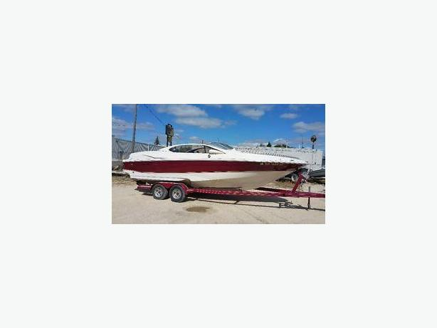 2000 Regal Bowrider 21 ft with a Mercury 7.4 V8 Motor
