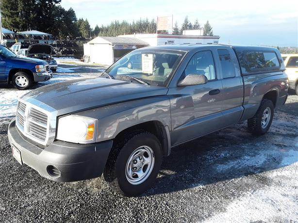 2006 Dodge Dakota Ext Cab