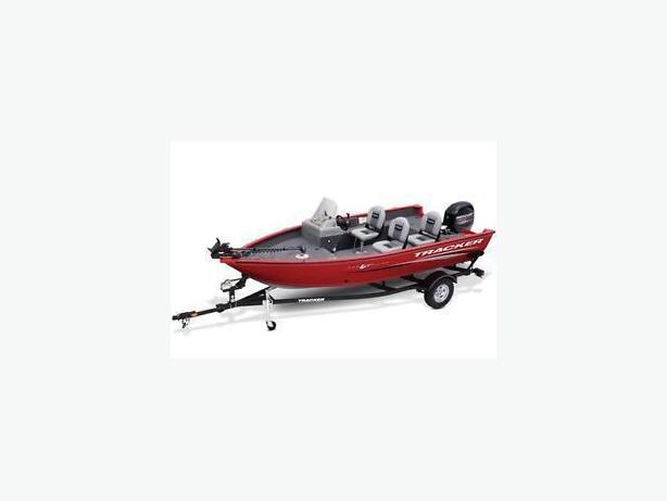 2017 Pro Guide™ V-16 SC w/ 60 ELPT FourStroke and Trailer