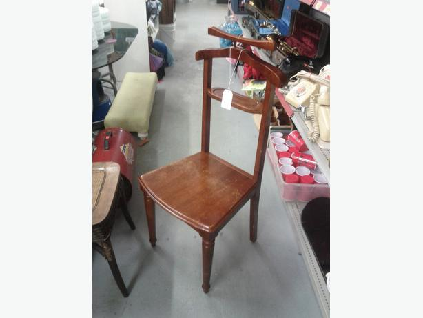 Clothes Butler Chair