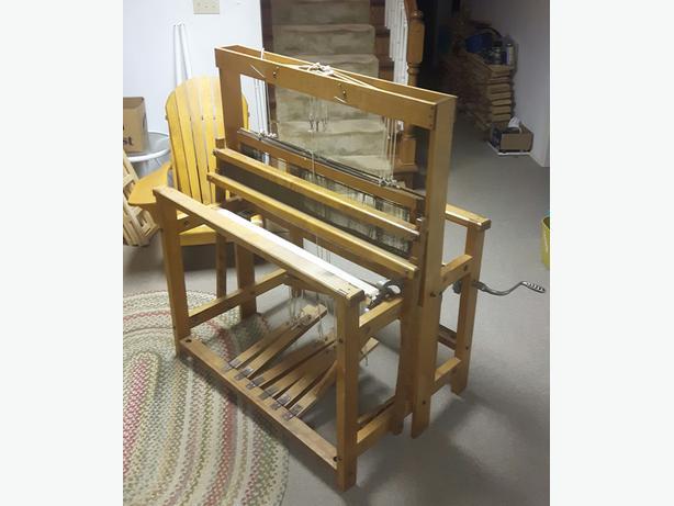 "36"" LeClerc Floor Loom"