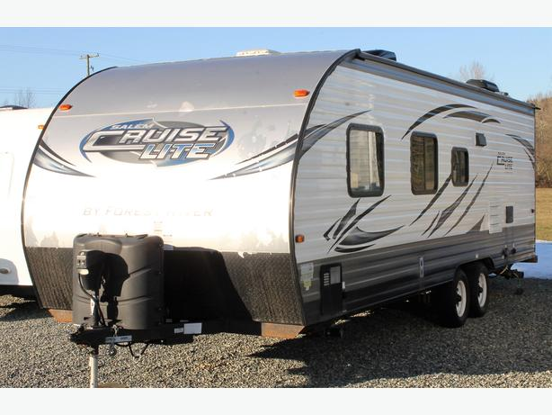 2016 Forest River Salem Cruise-Lite 261BHXL
