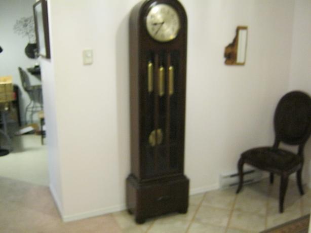 Grand Father Clock