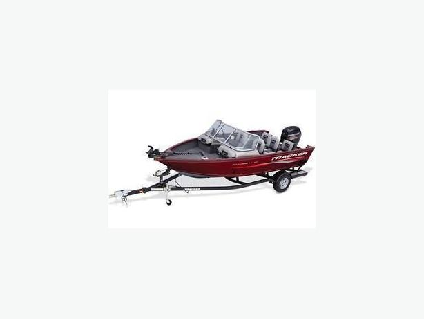 2017 Pro Guide™ V-175 Combo w/ 90 EXLPT FourStroke and Trailer