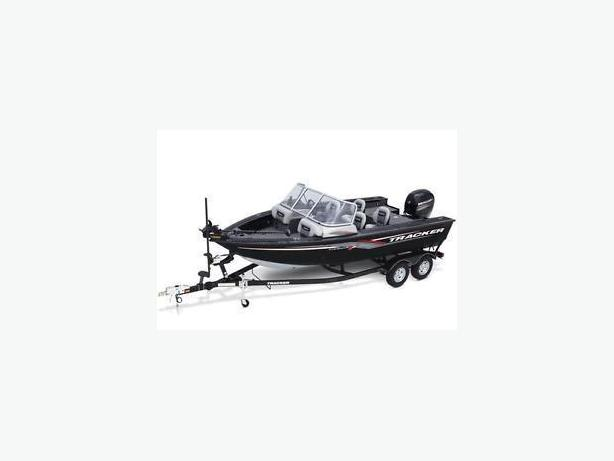2017 Targa™ V-18 WT w/ 115 EXLPT FourStroke and Trailer