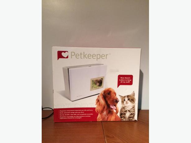 Pet keeper