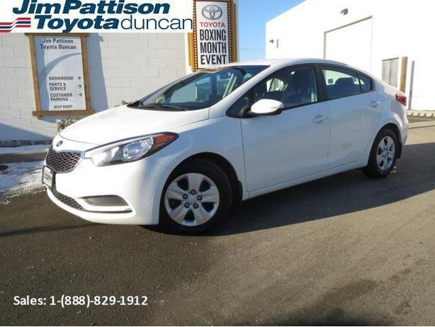 2016 Kia Forte 1.8L LX *SALE - Ends April 30th* #DH1000