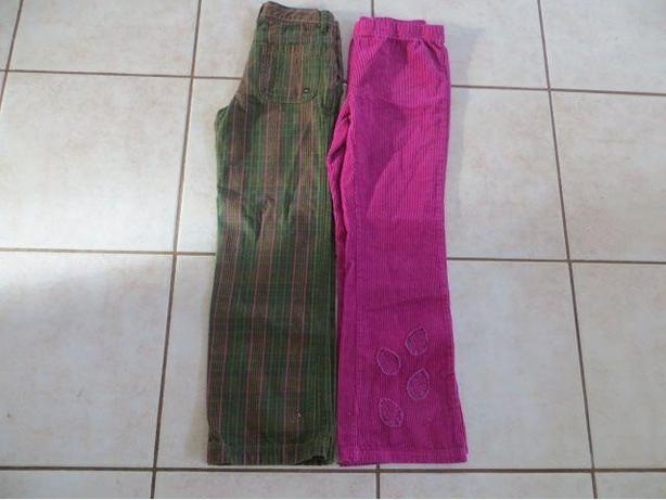 girls pants size 8, 10
