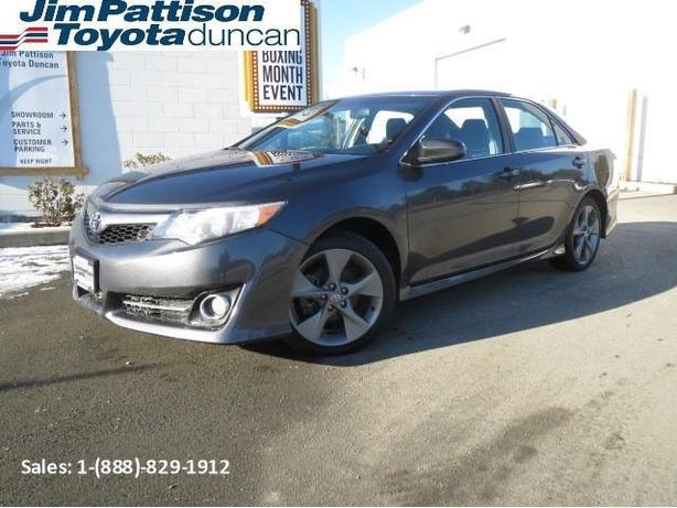 2012 Toyota Camry SE *SALE ends Mar 31* #H0997