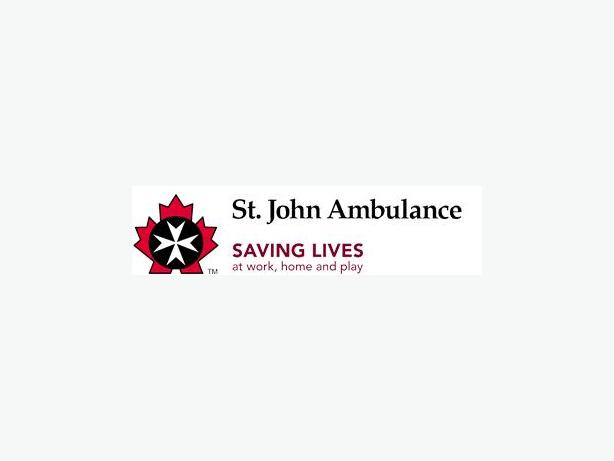 ST. JOHN AMBULANCE - OFA 3  (MARCH 20-31)