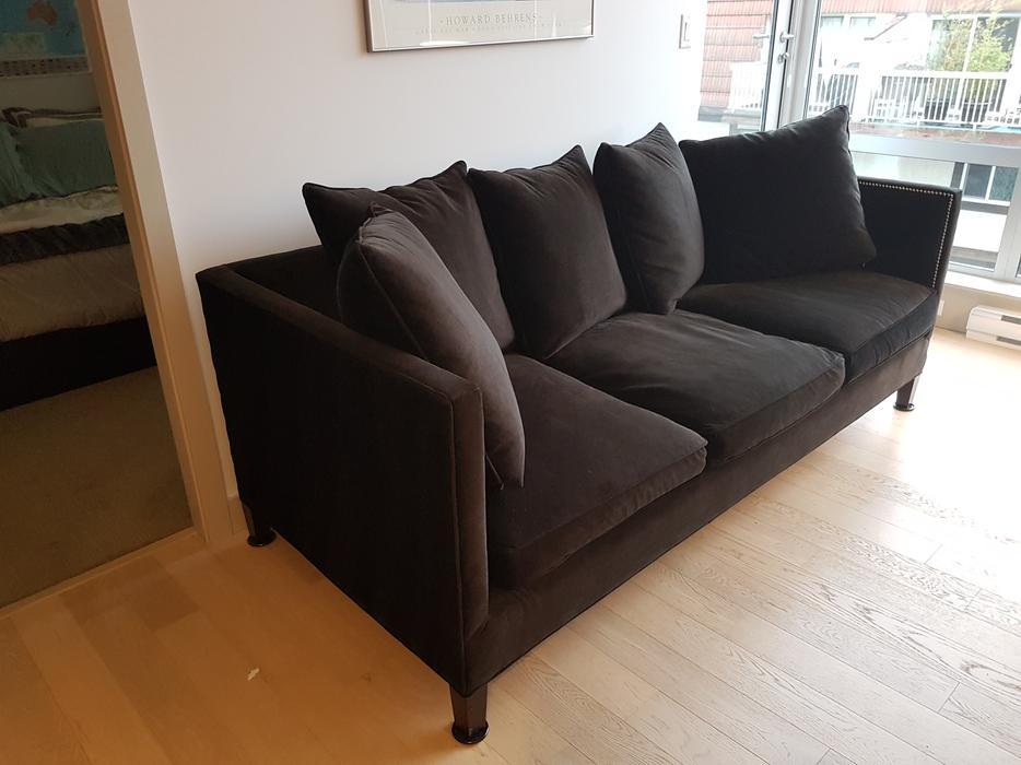 Chintz Amp Co Sofa Like New Victoria City Victoria Mobile