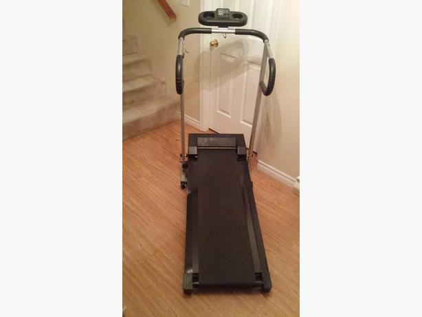 Manual Folding Treadmill