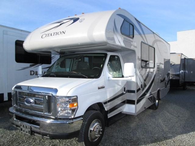 2014 Thor Chateau Citation 23u Outside Cowichan Valley