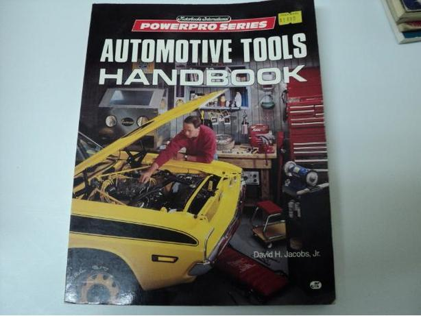 Motorbooks Automotive Tools Handbook
