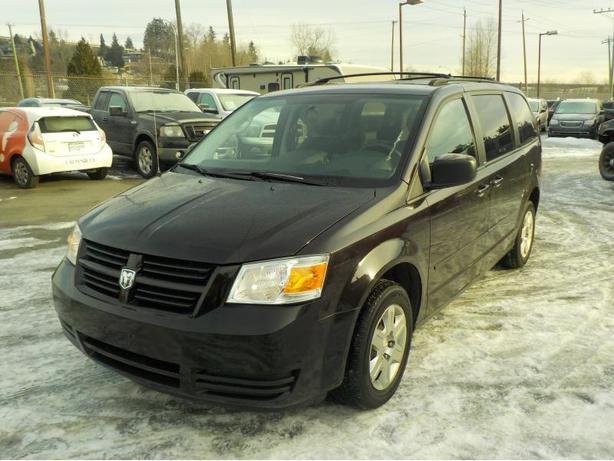 2010 Dodge Grand Caravan SE Stow N' Go