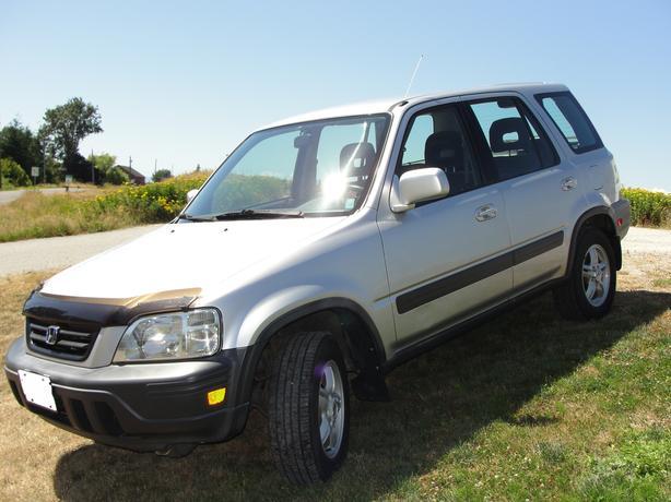 2000 Honda CRV - EX
