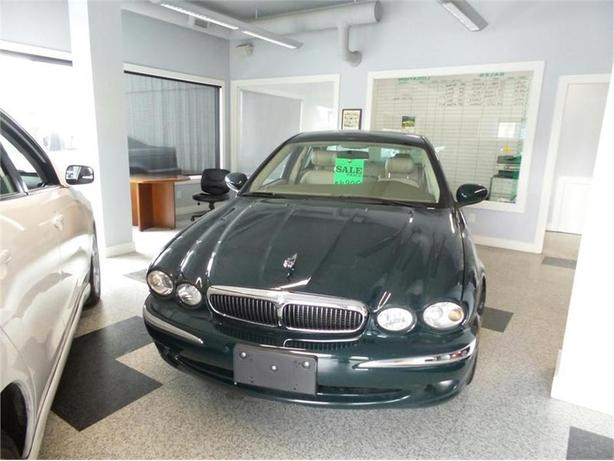 2002 Jaguar X-Type 2.5