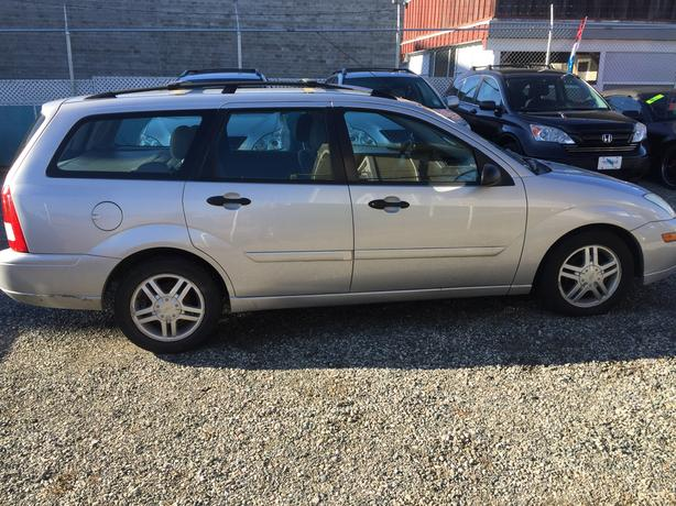 2001 Ford Focus Wagon Wholesale to the public