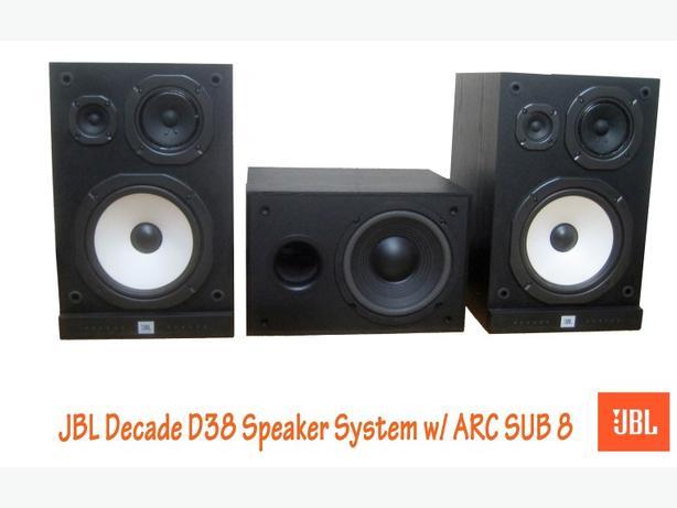JBL 2.1 Speaker System