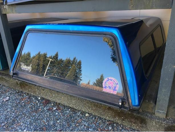 "1993–2001 Dodge Ram 2500 - 3500 Long Box Canopy 101"""