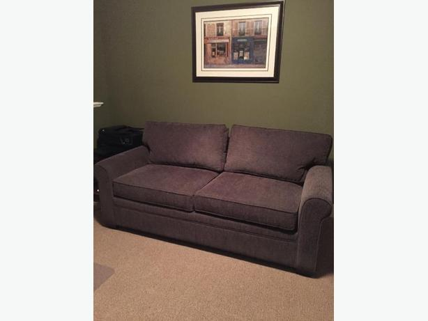 Like new grey sofa bed