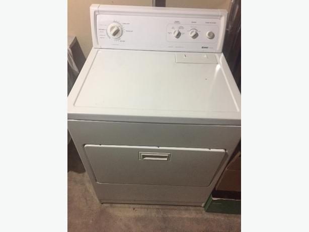 kenmore dryer. works great. $75 OBO