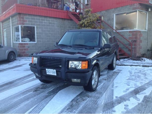 Range Rover for trade