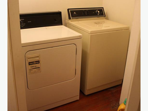 Washer And Dryer In Good Working Condition 100 For Both