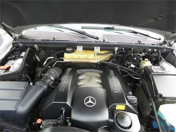 2004 Mercedes-Benz M-Class ML350