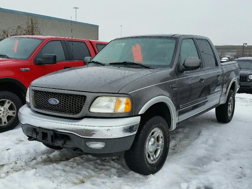 2003 Ford F150 Lariat Crew Cab 4x4 Gloucester Gatineau