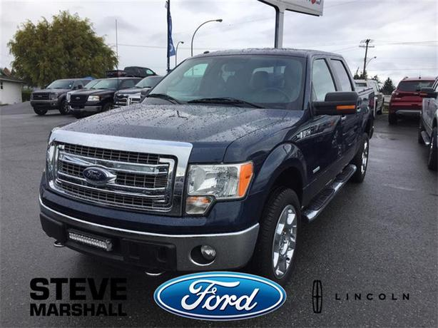 2014 Ford F-150 XLT - Rare XTR Leather