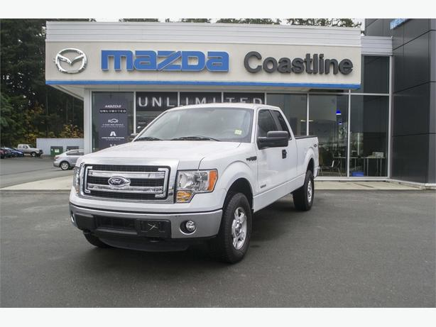 2014 Ford F-150 XLT 4X4   TOW HITCH