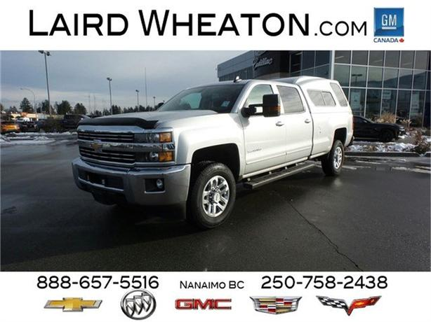 2016 Chevrolet Silverado 3500HD LT True North Edition w/ Bluetooth