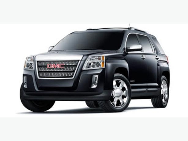 2011 GMC Terrain SLT AWD w/ Back-up Camera and Heated Front Seats