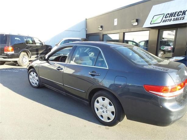2004 Honda Accord LX V-6 Sedan AT