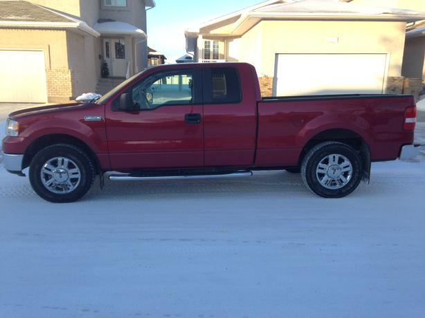 2008 ford f150 extended cab xtr 4x4 north regina regina. Cars Review. Best American Auto & Cars Review