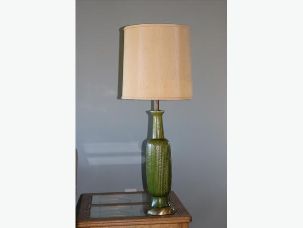 Funky Art Deco Ceramic Table Lamp North Saanich Amp Sidney