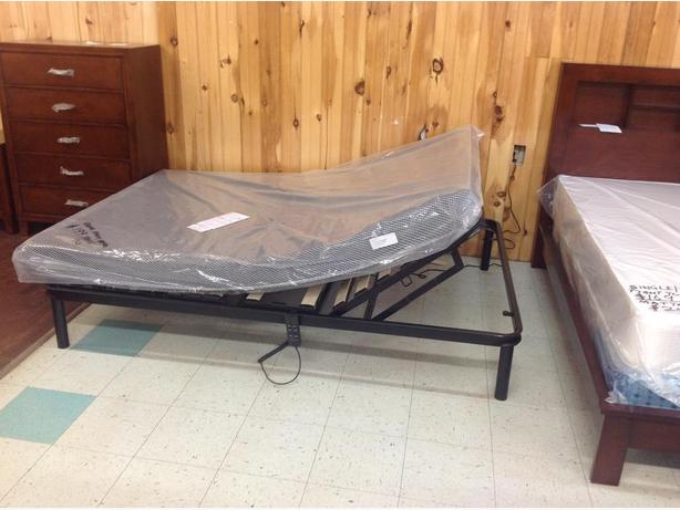 Brand new QUEEN SIZE Remote Controlled Adjustable Beds.