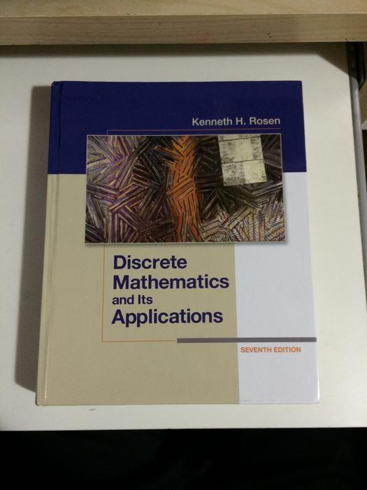 discrete mathematics and its applications 7th edition pdf