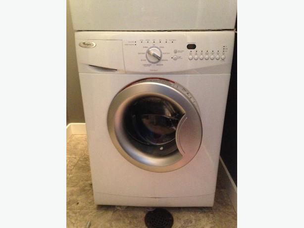 wash machine size
