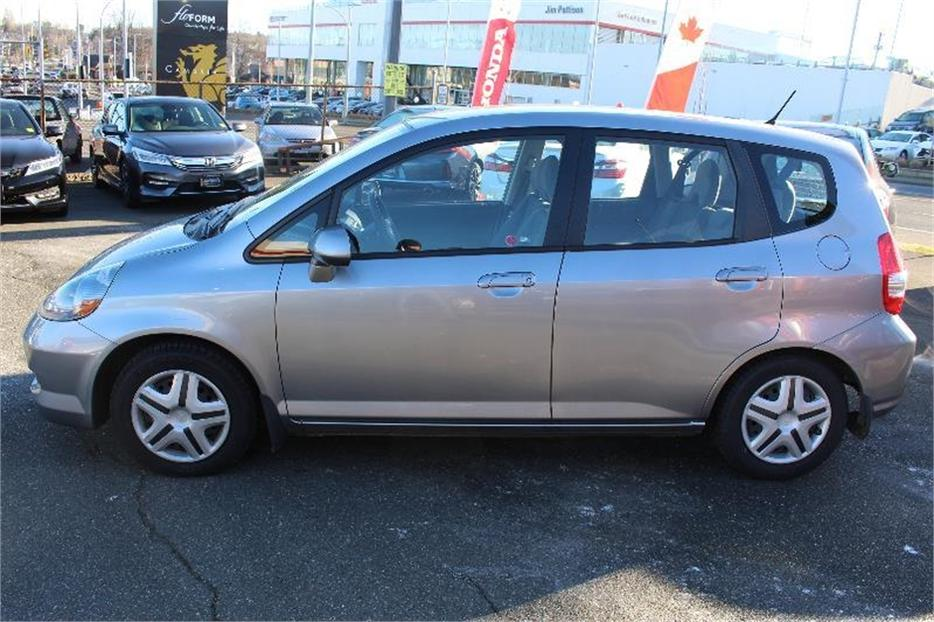 2008 Honda Fit Lx Victoria City Victoria