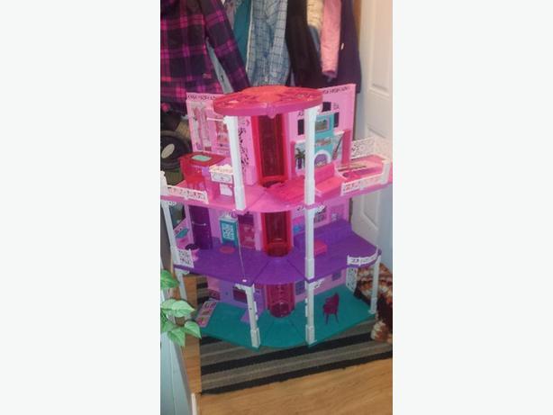 Barbie Dream House East Regina Regina