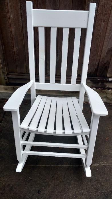 Rocking Chair Kitchener