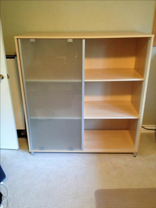 Desk File Cabinet And Storage Unit Combo Saanich Victoria